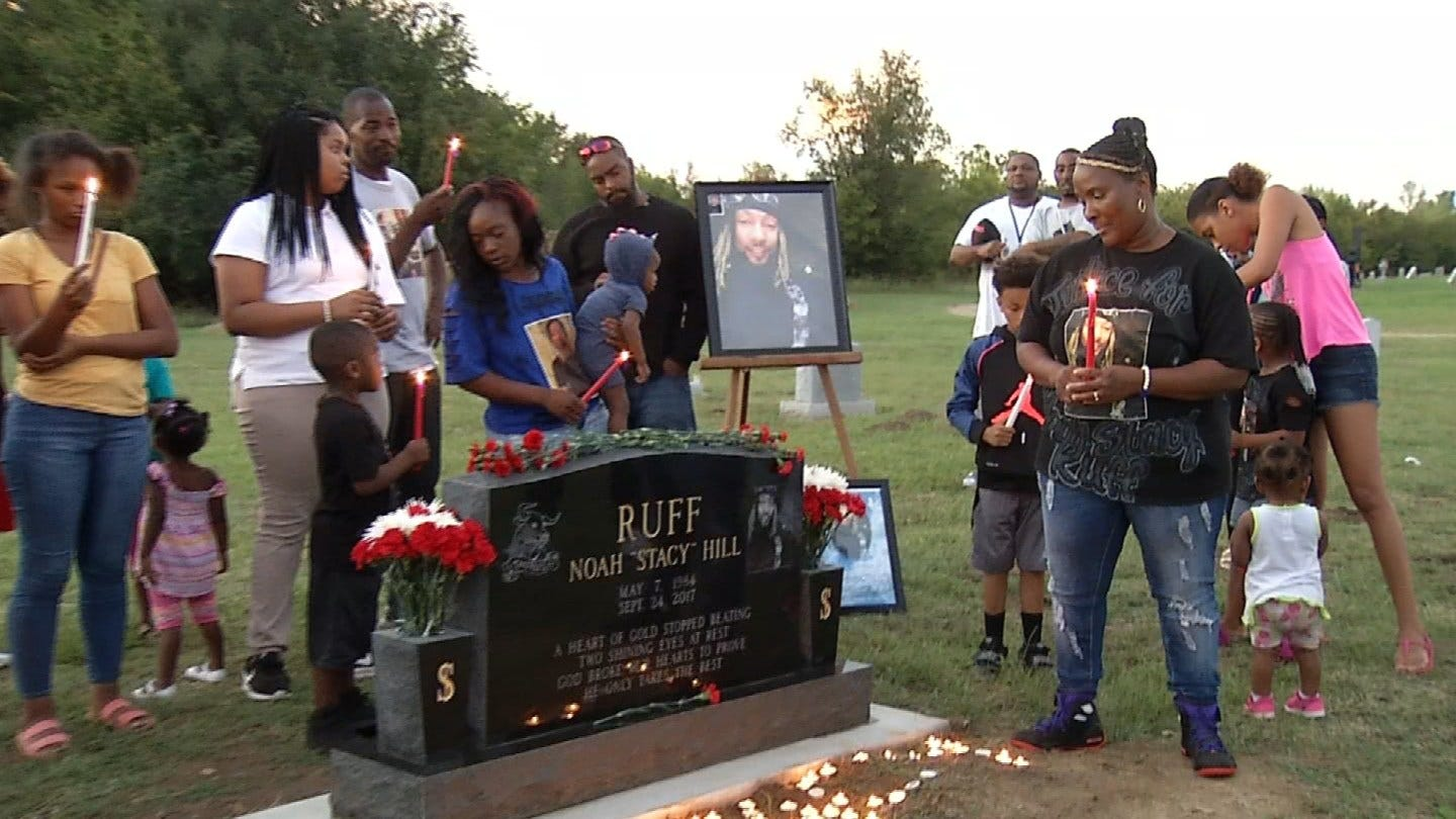 Family, Friends Gather To Remember Man Killed In OKC