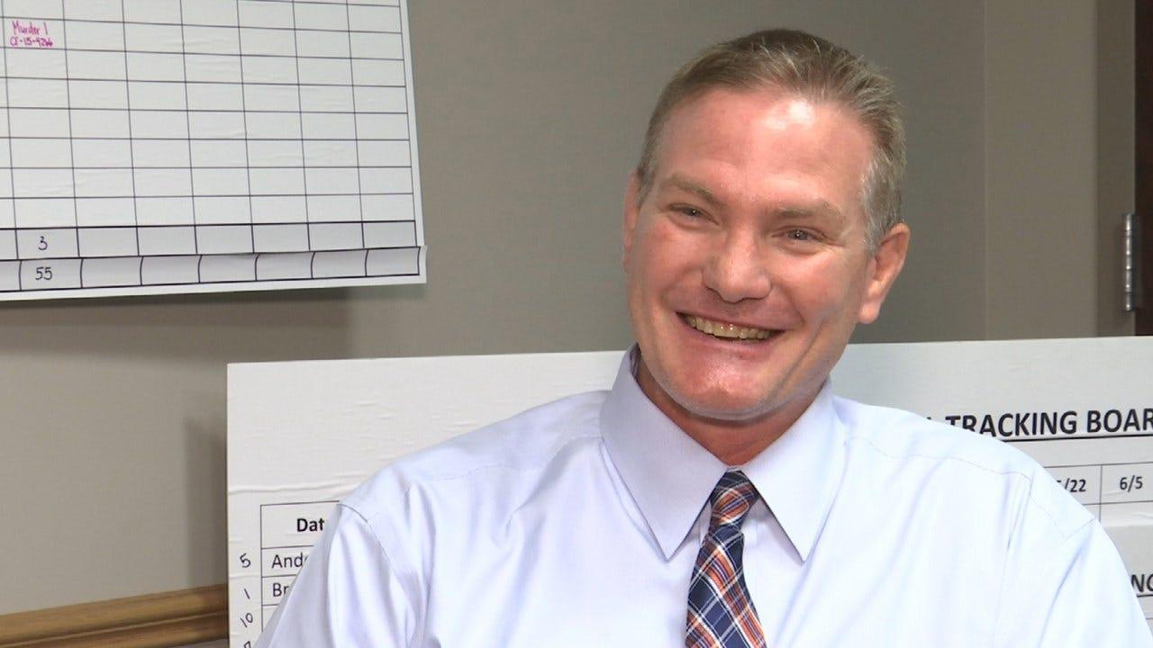 Former OSU Wrestler Becomes Tulsa County Prosecutor
