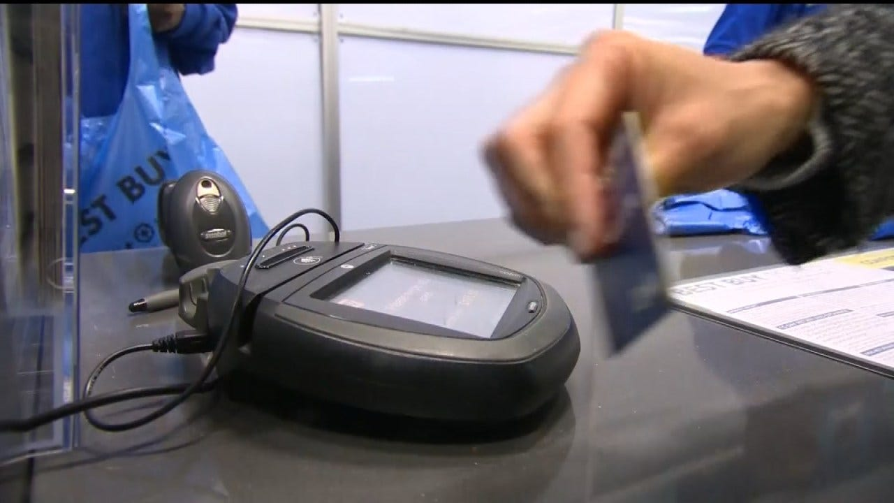New Law Lets Consumers Freeze Credit For Free