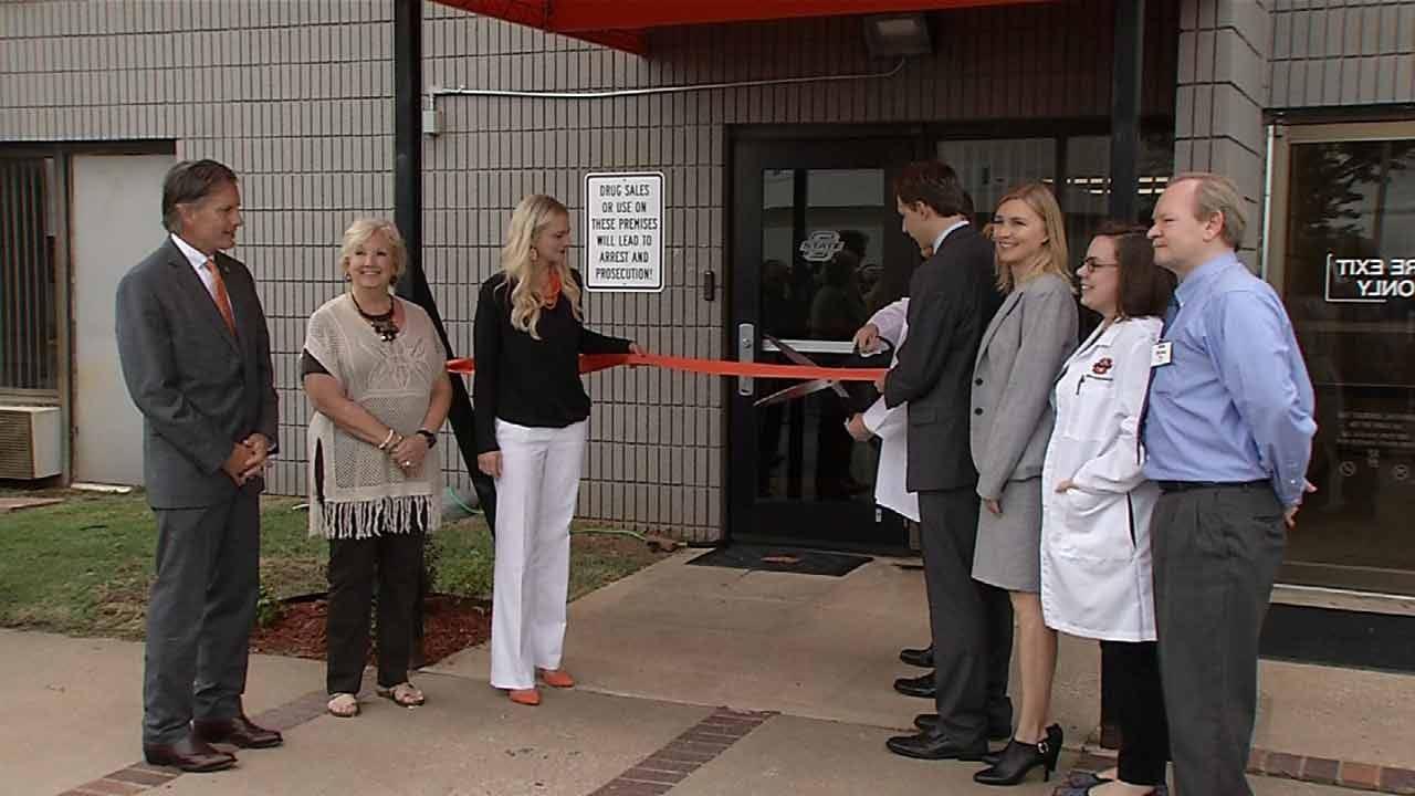New Tulsa Clinic Looks To Fight Opioid Epidemic