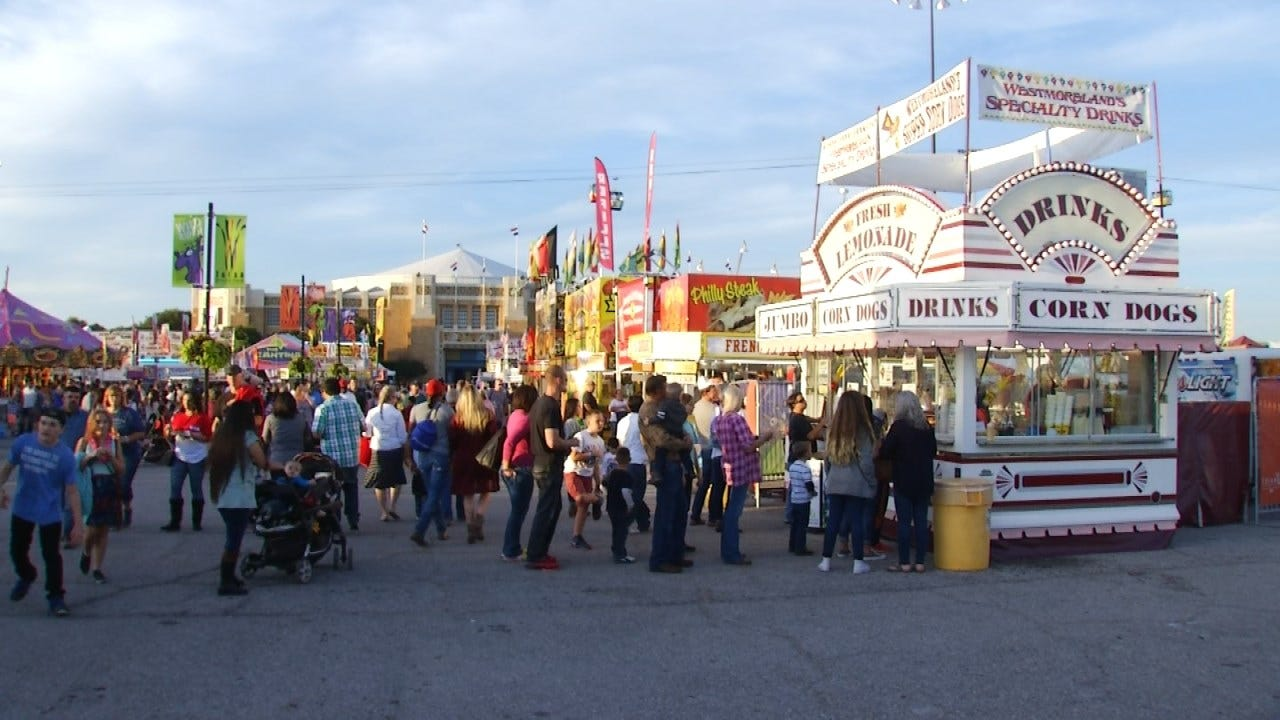 Tulsa State Fair Opens Thursday