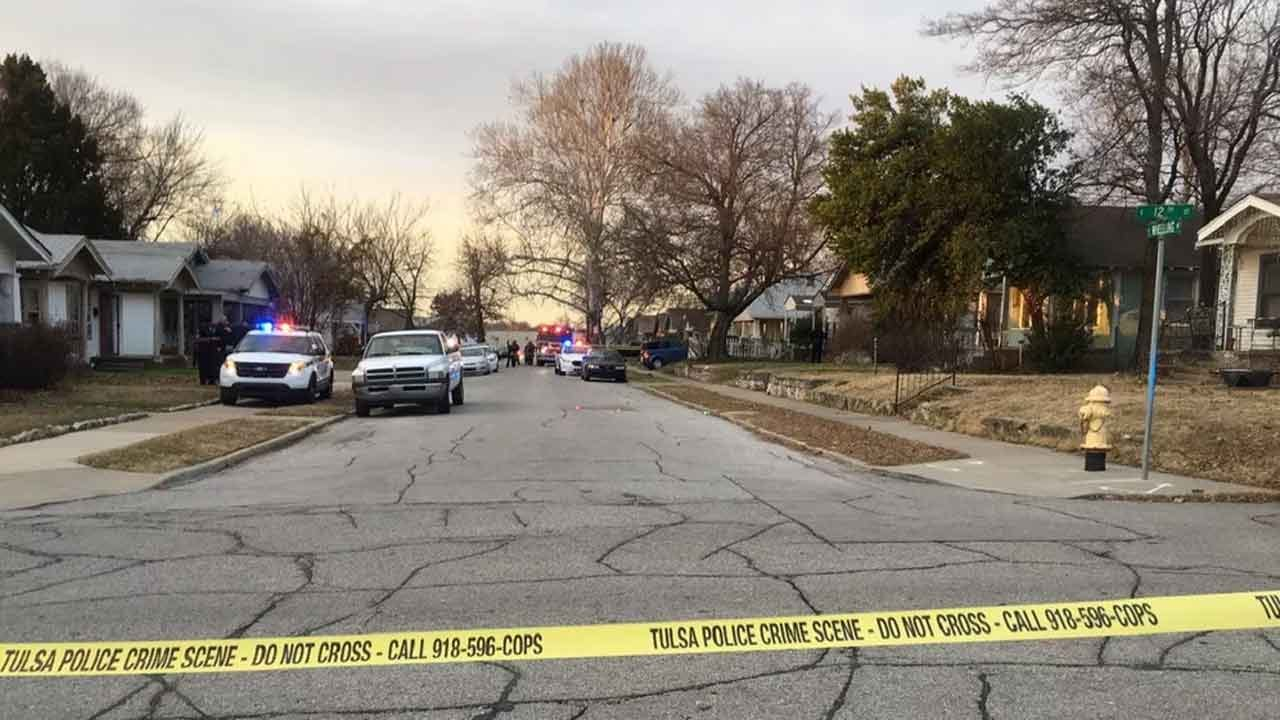 Tulsa Woman Sues Officer, City In Son's Christmas Day Shooting Death