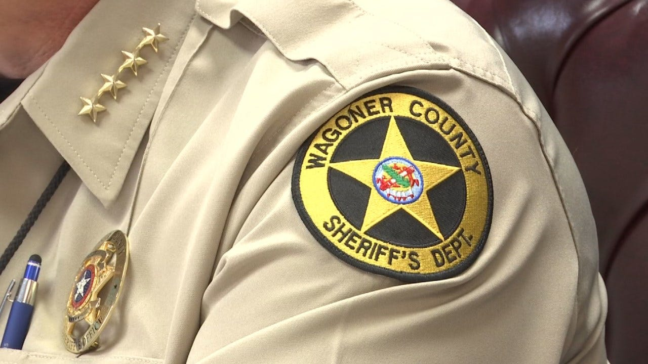 Wagoner County Sheriff's Office Using Confiscated Drug Money To Equip Deputies