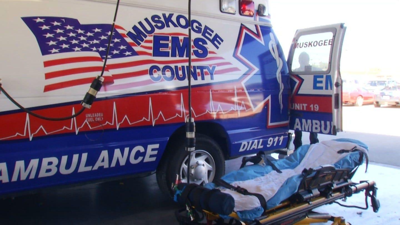 Muskogee County EMS Crews Return Home From North Carolina