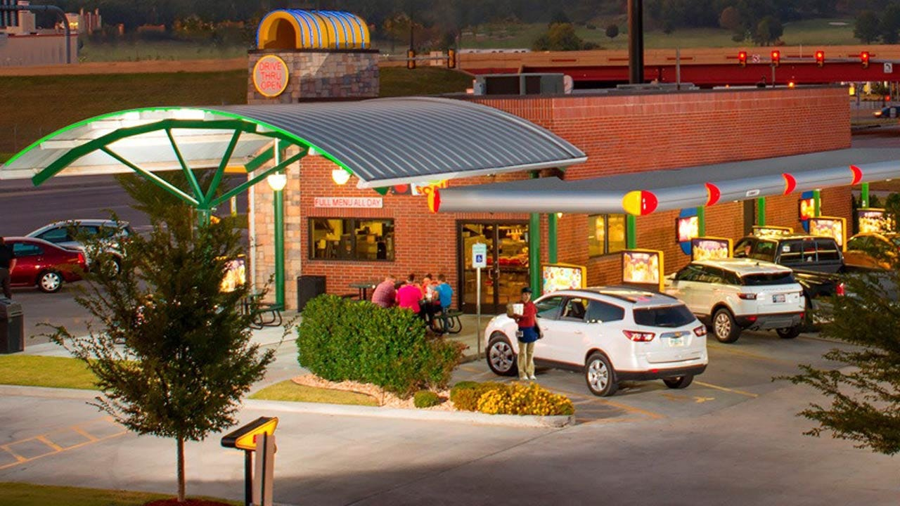 Sonic Drive-Ins Have New Owner