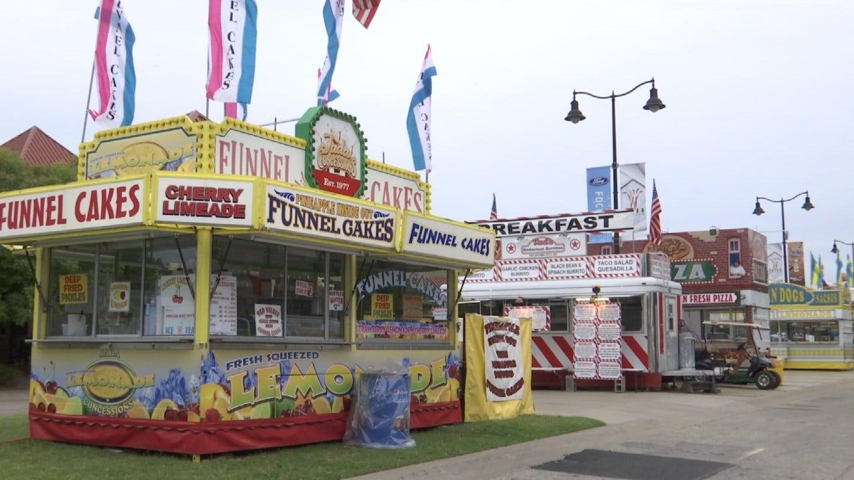Health Department Inspecting Tulsa State Fair Food Vendors Before Festivities Begin