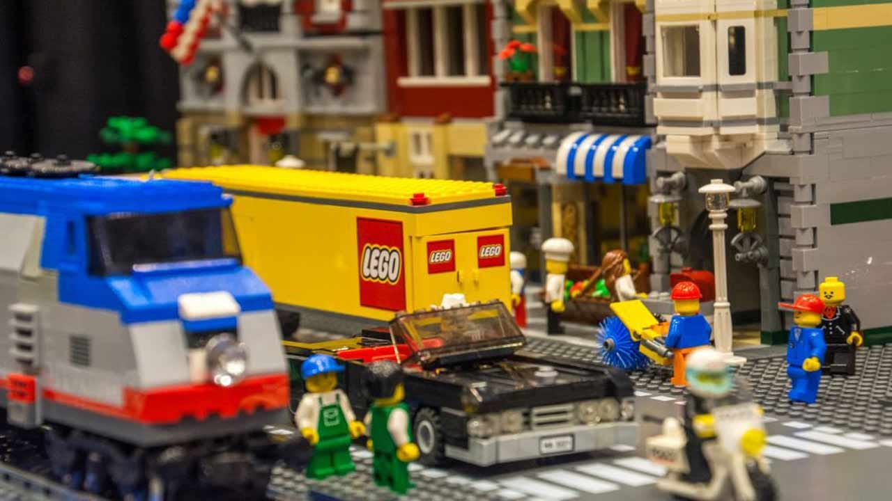 LEGO Fan Convention Coming To Tulsa This Weekend
