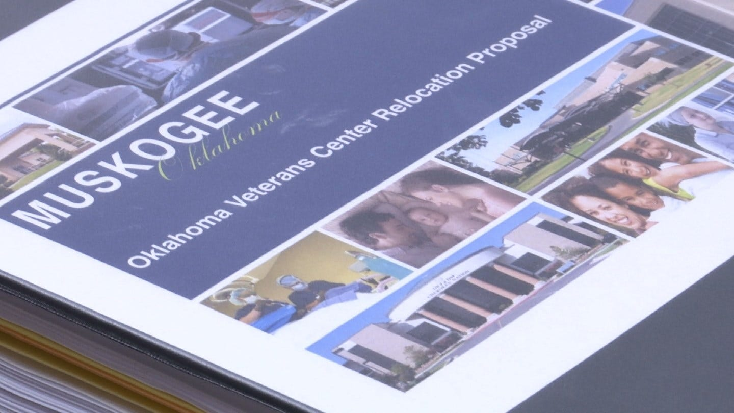 Muskogee Fighting To Be New Home Of Veterans' Assisted Living Center