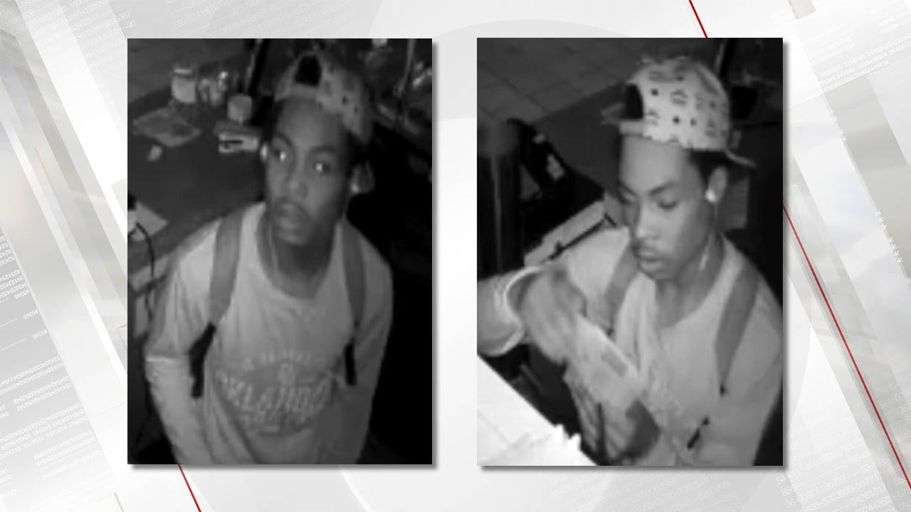 Police Asking For Help Finding Person Who Broke Into Tulsa Business