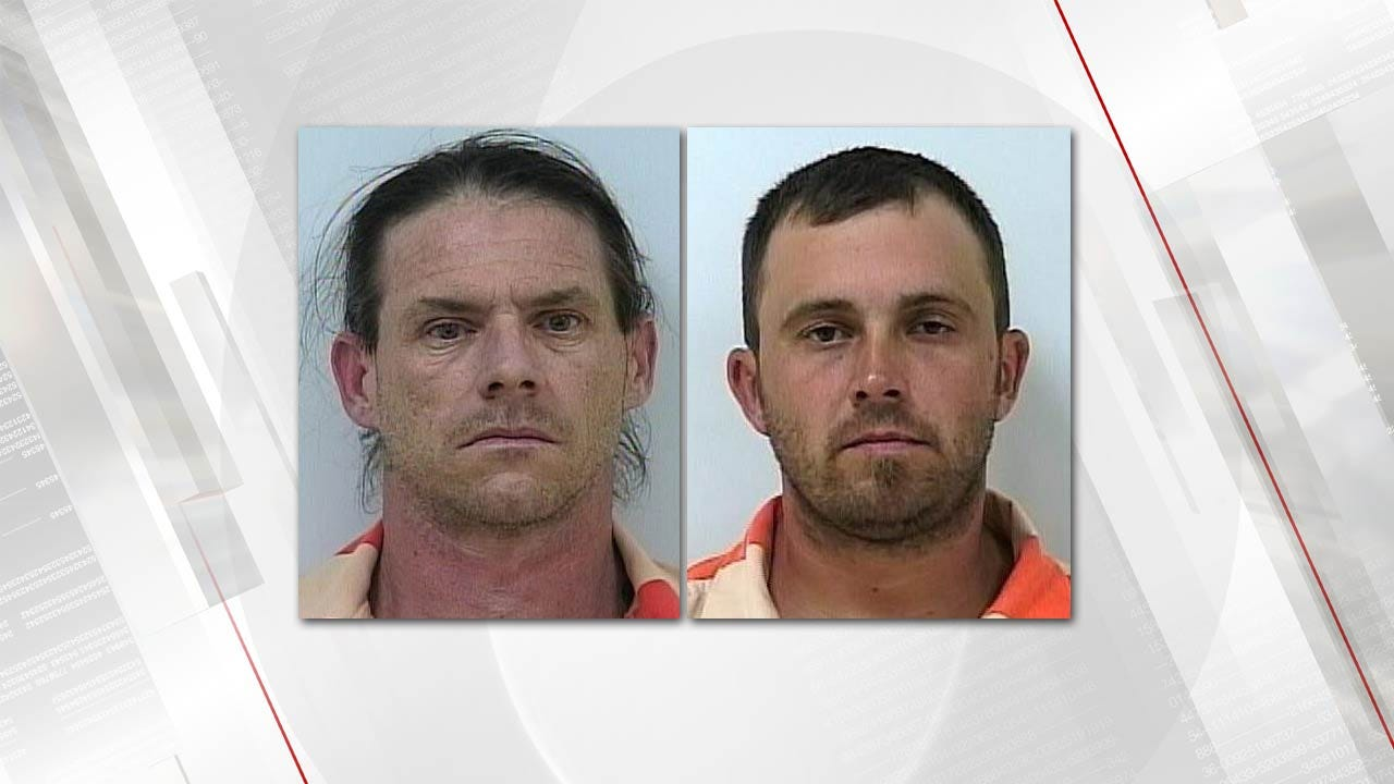 Sperry, Skiatook Men Charged With Cattle Thefts