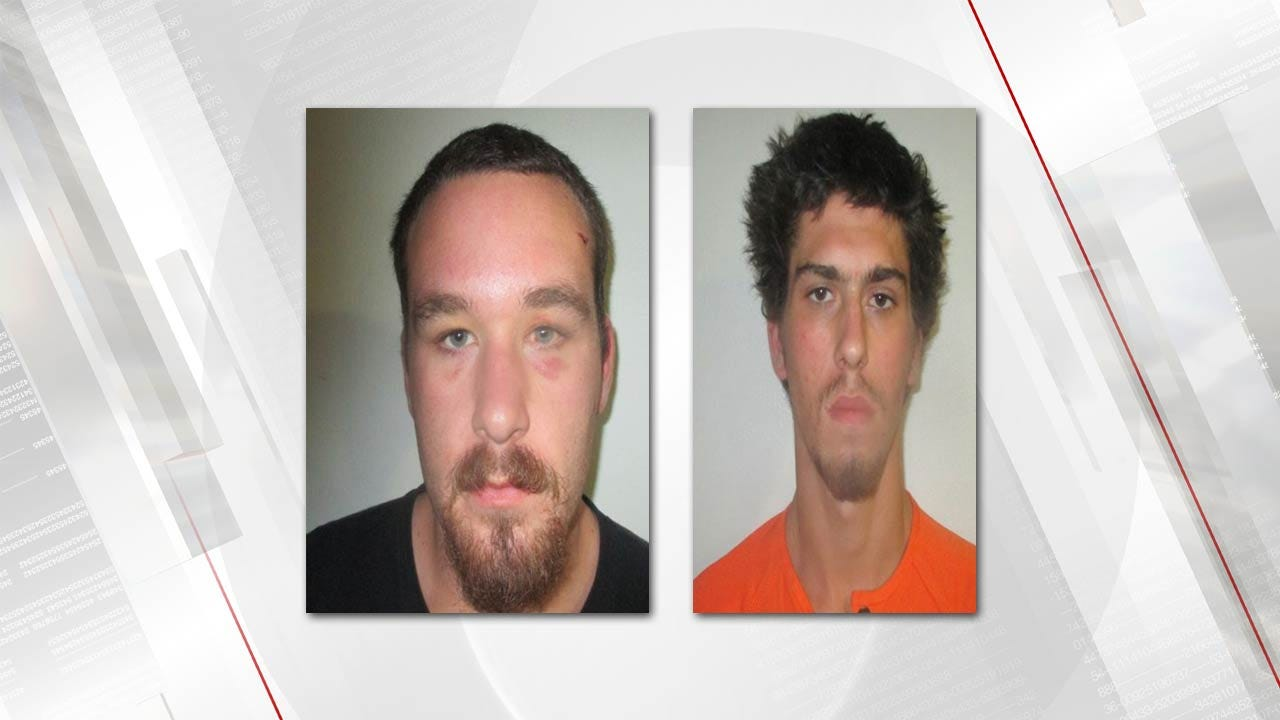 2 Arrested After High-Speed Sequoyah County Chase