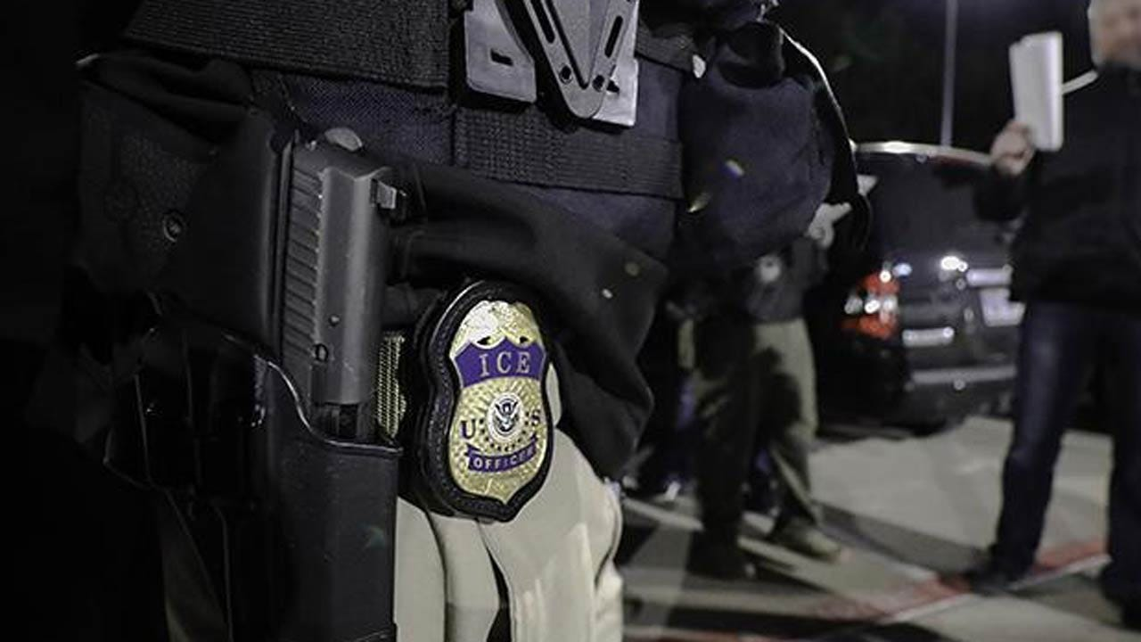 Immigration & Customs Enforcement Arrests 11 People In Tulsa, OKC