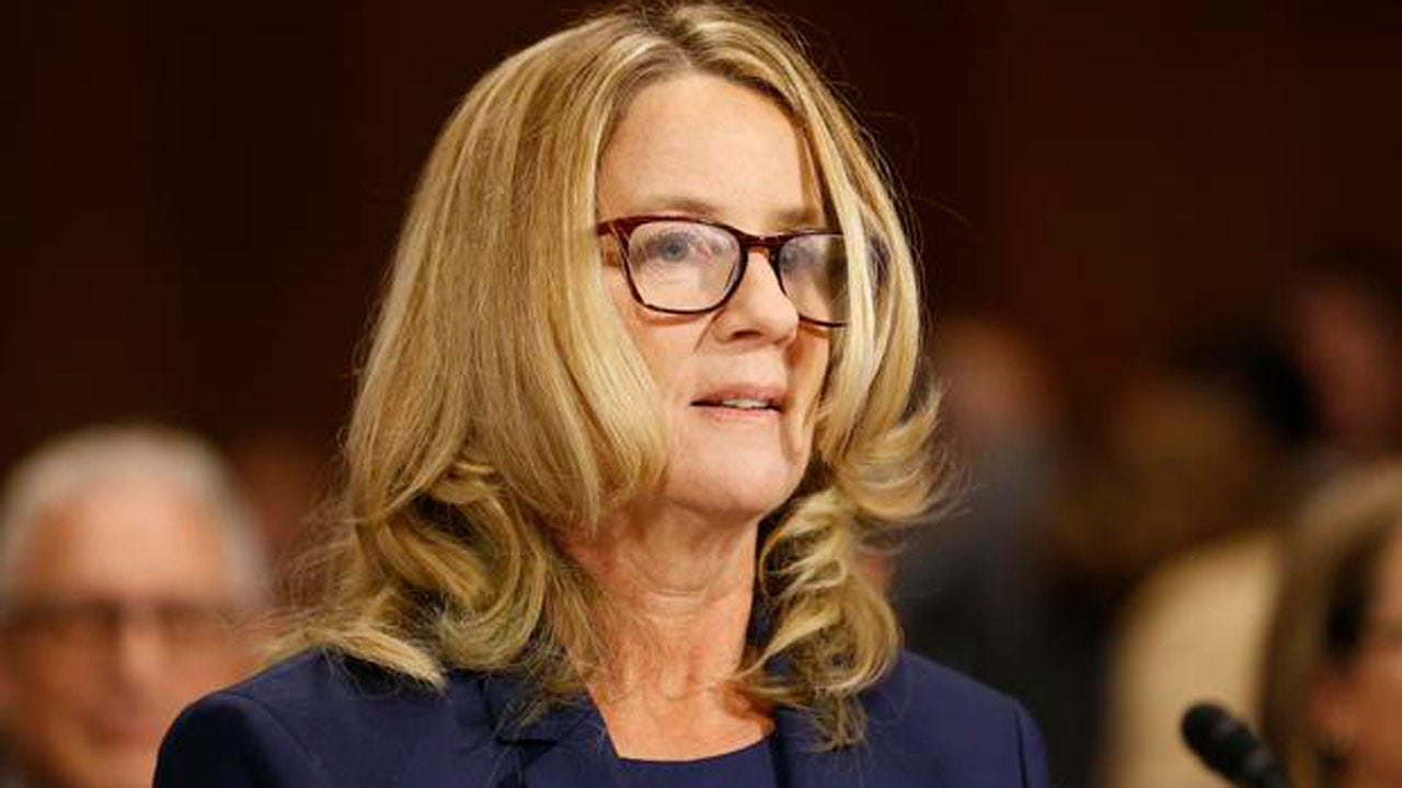SCOTUS Confirmation: Kavanaugh, Christine Blasey Ford Testify On Sex Assault Allegations