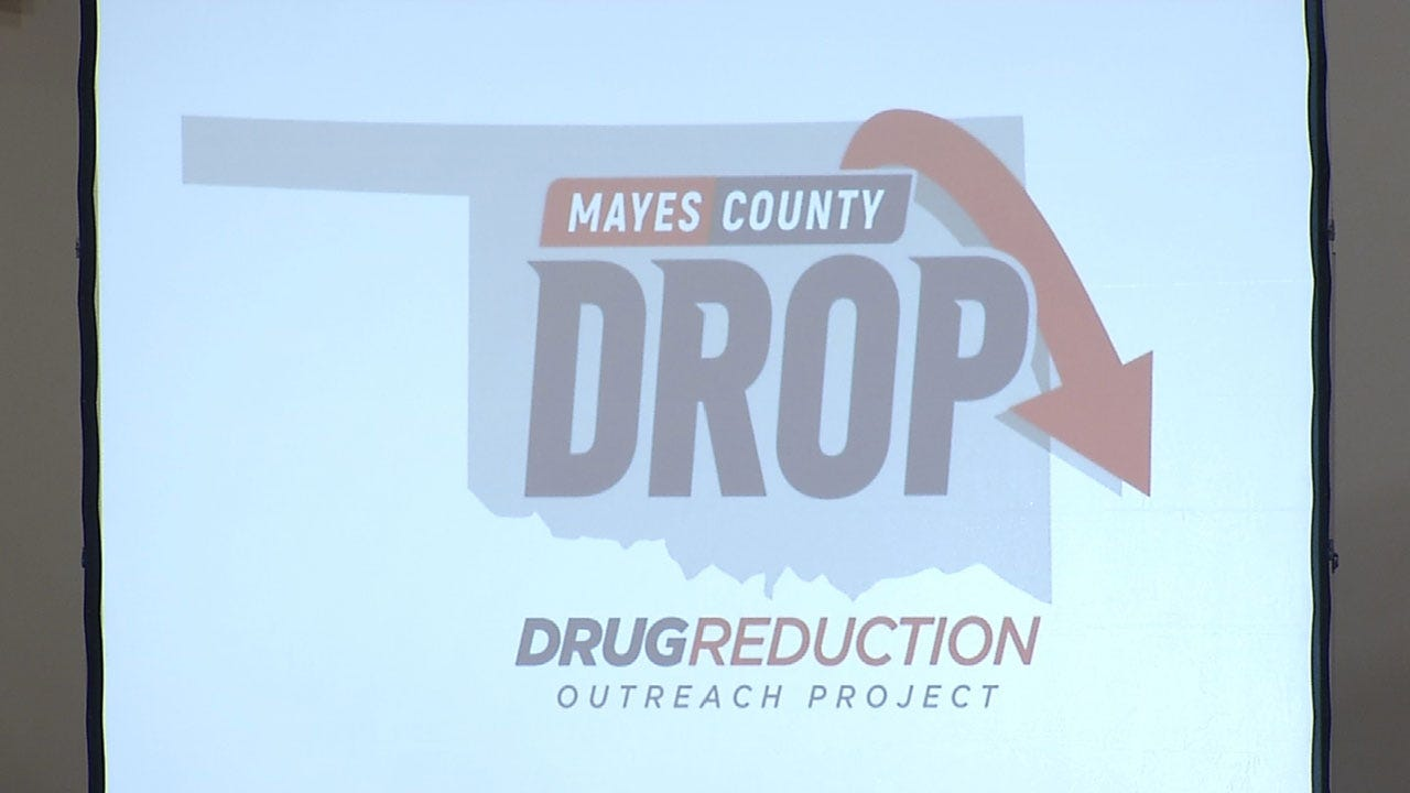 Task Force Hopes To Lower Opioid Addiction Problem In Mayes County