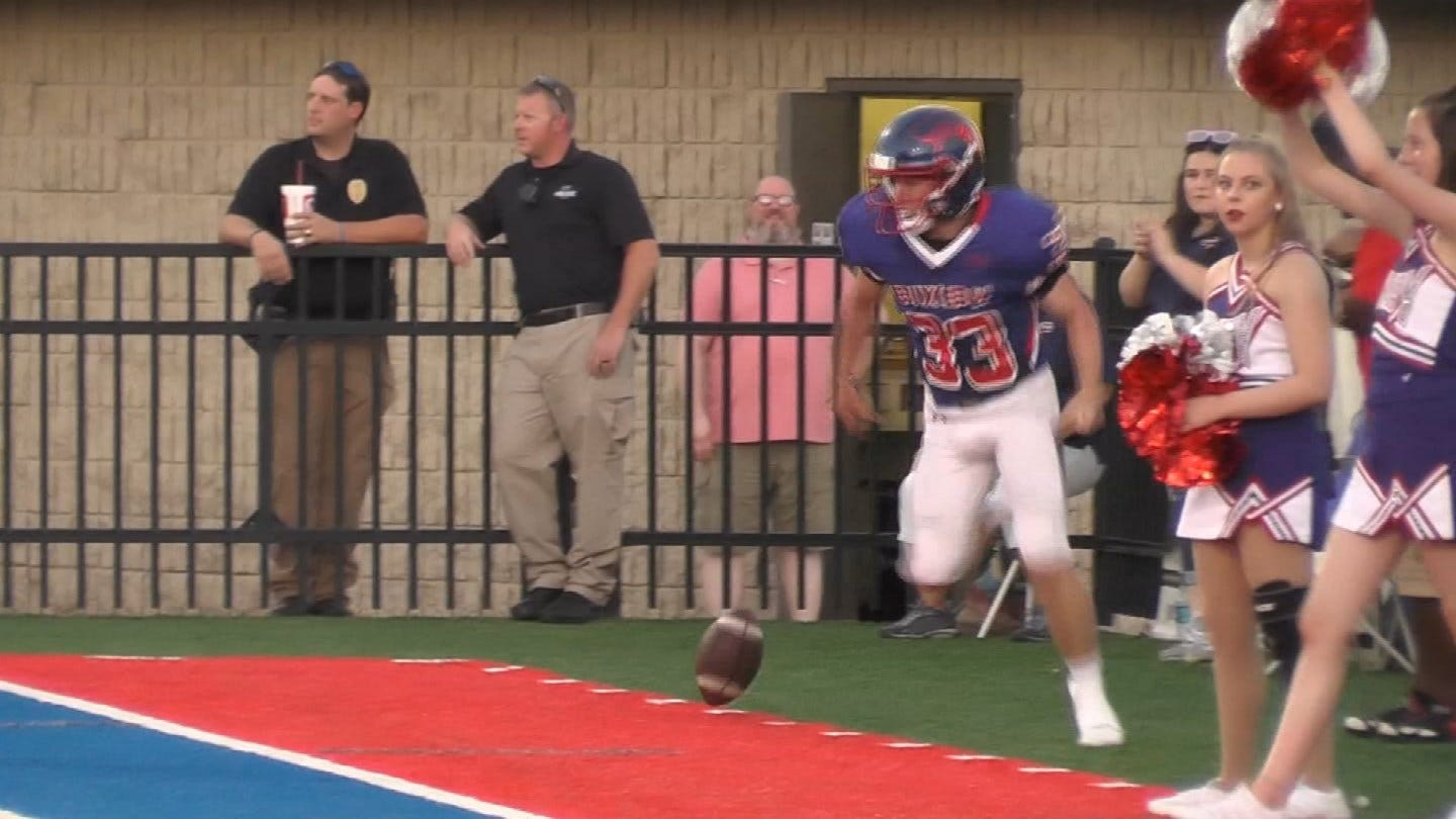Bixby Faces Booker T. In State Title Rematch