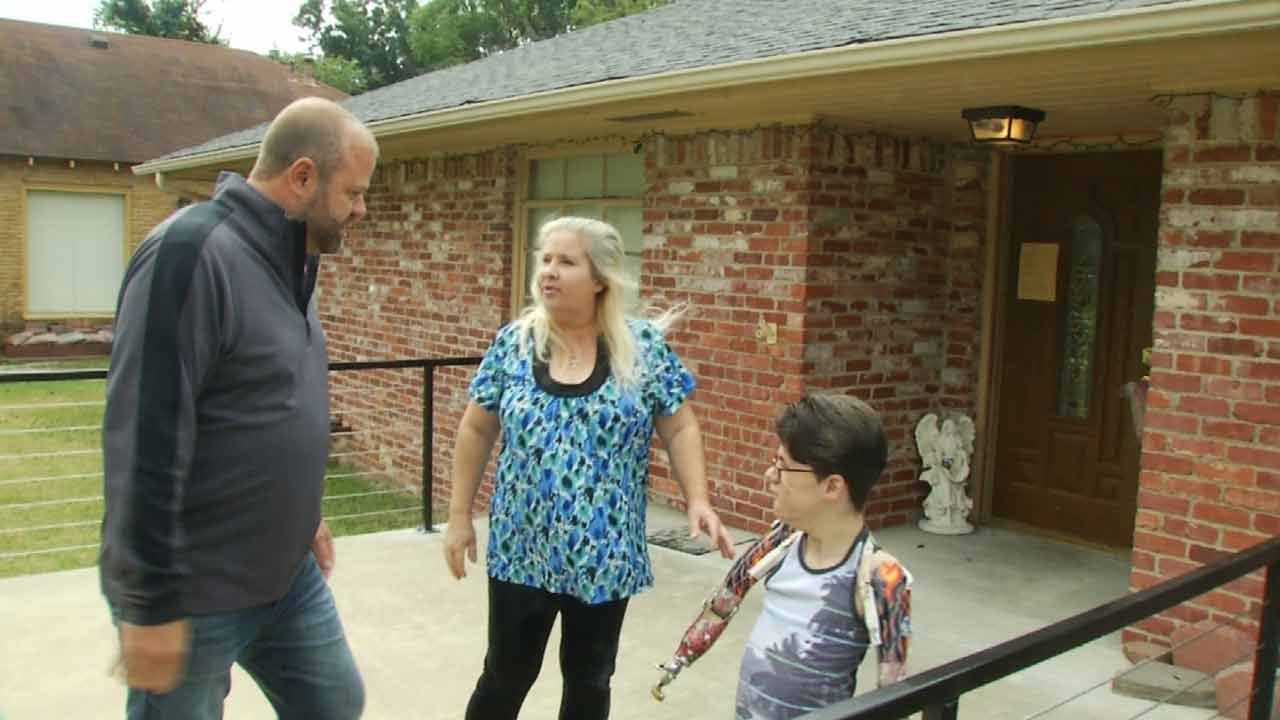 Oklahoma Business Owners Step Up To Help Family In Need