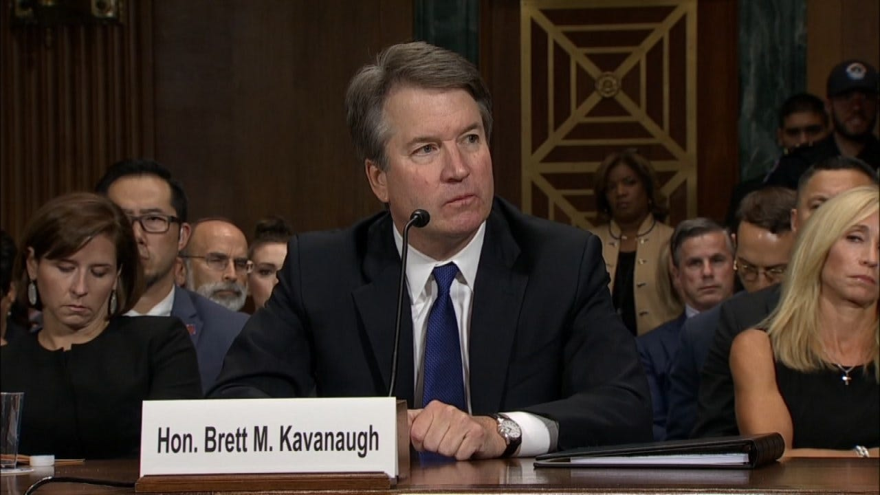 Senate Judiciary Committee Set To Vote On Judge Kavanaugh Nomination Today