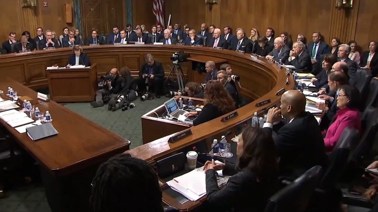 Senate Judiciary Committee To Hold Kavanaugh Vote Friday Afternoon