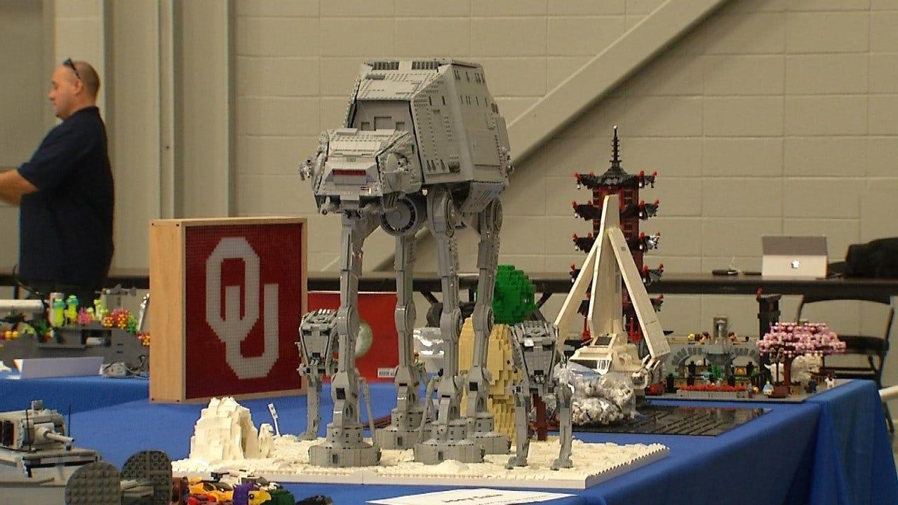 BrickUniverse Lego Convention Being Held In Tulsa