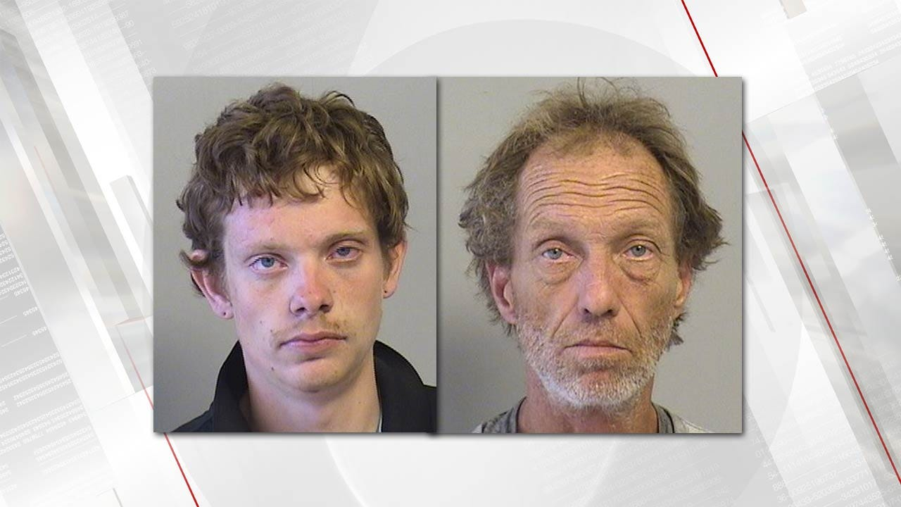 Police: Burglars Tackled By Tulsa Apartment Resident