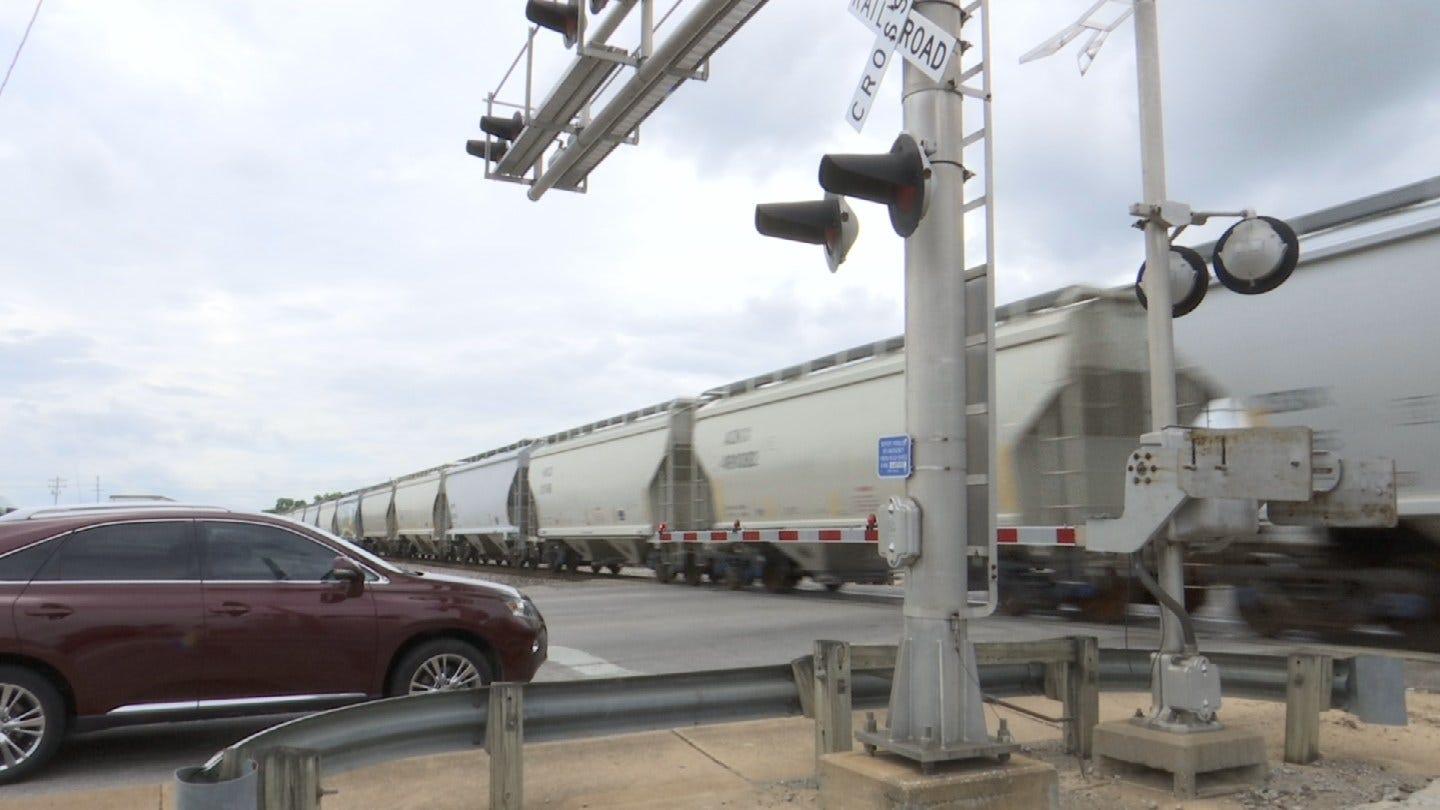 Claremore Trying To Address Train Congestion, Safety
