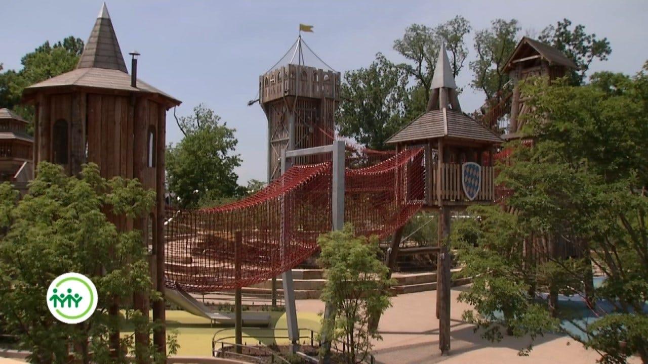Gathering Place Park To Transform Tulsa