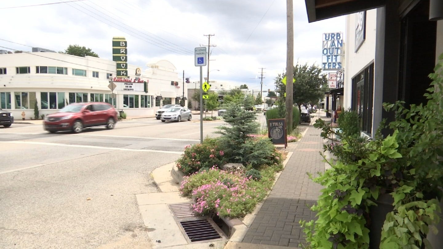 Increased Traffic For Tulsa's Gathering Place Bringing Opportunities For Area Businesses