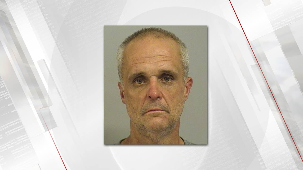 Man Arrested After Video Airs Of Alleged Tulsa Porch Theft