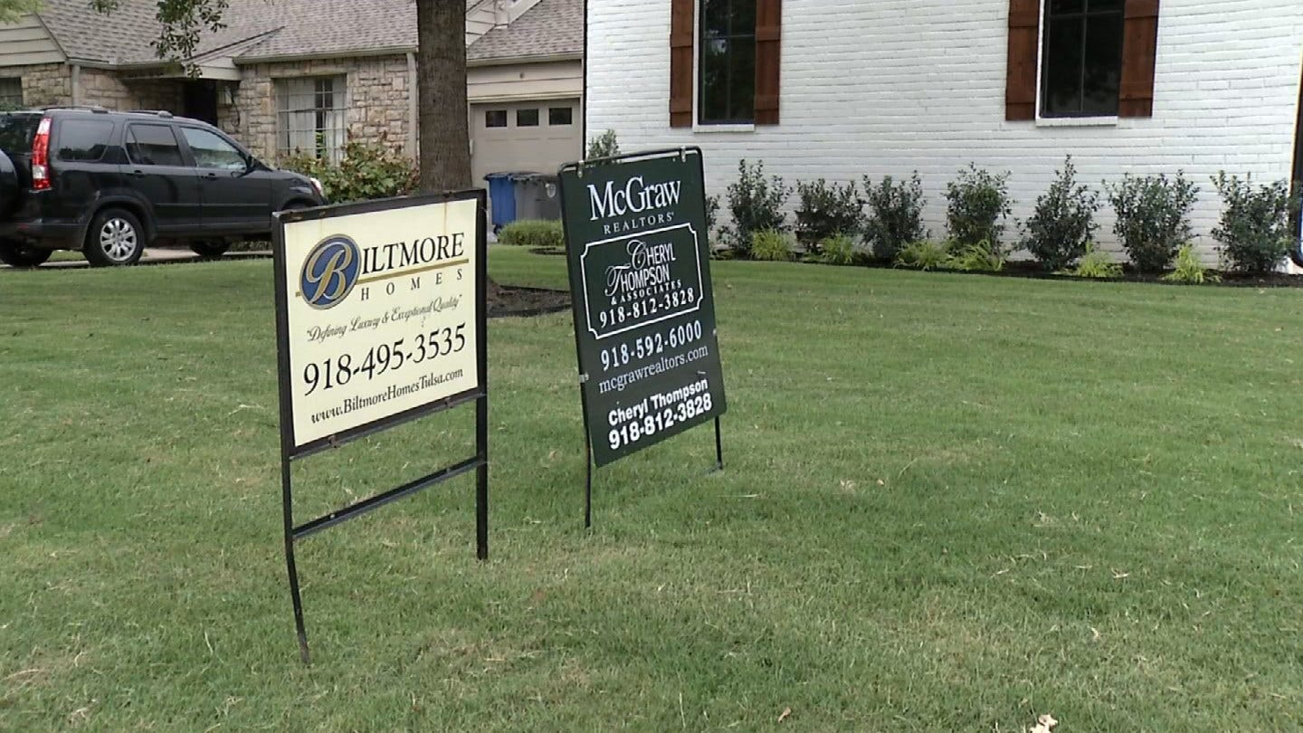 Neighborhoods Near Tulsa's Gathering Place Are Changing Fast