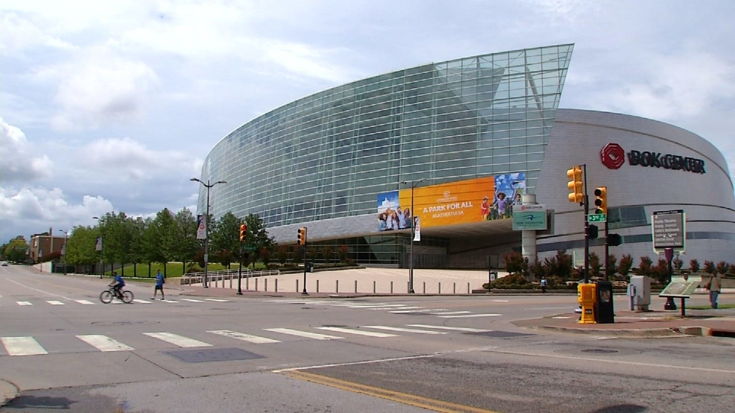 City Of Tulsa Exploring Ways To Develop The Arena District