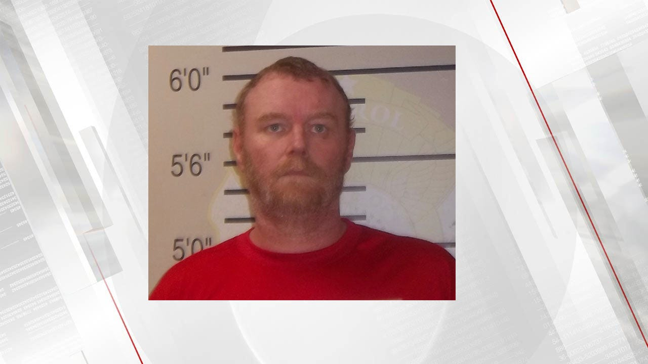 Coweta Police Arrest Man Accused Of Kidnapping