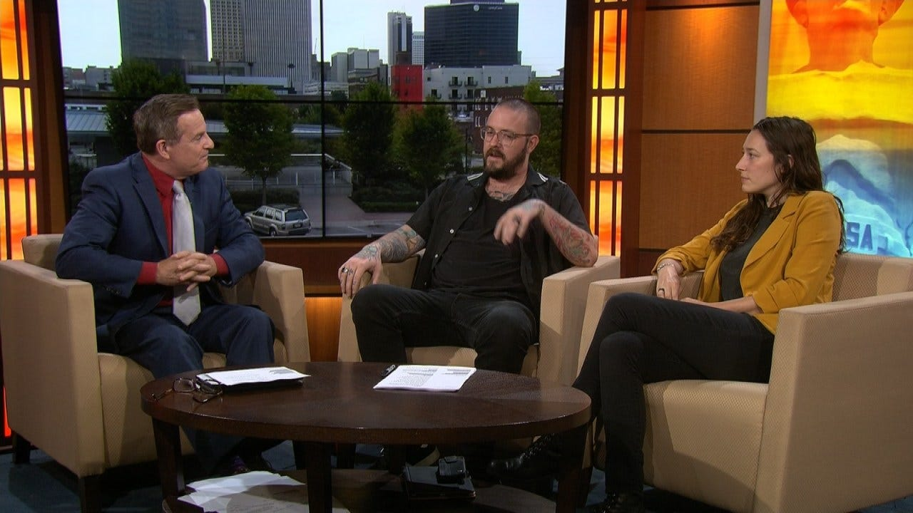 Director John Swab Talks About Filming 'Run With The Hunted' In Tulsa