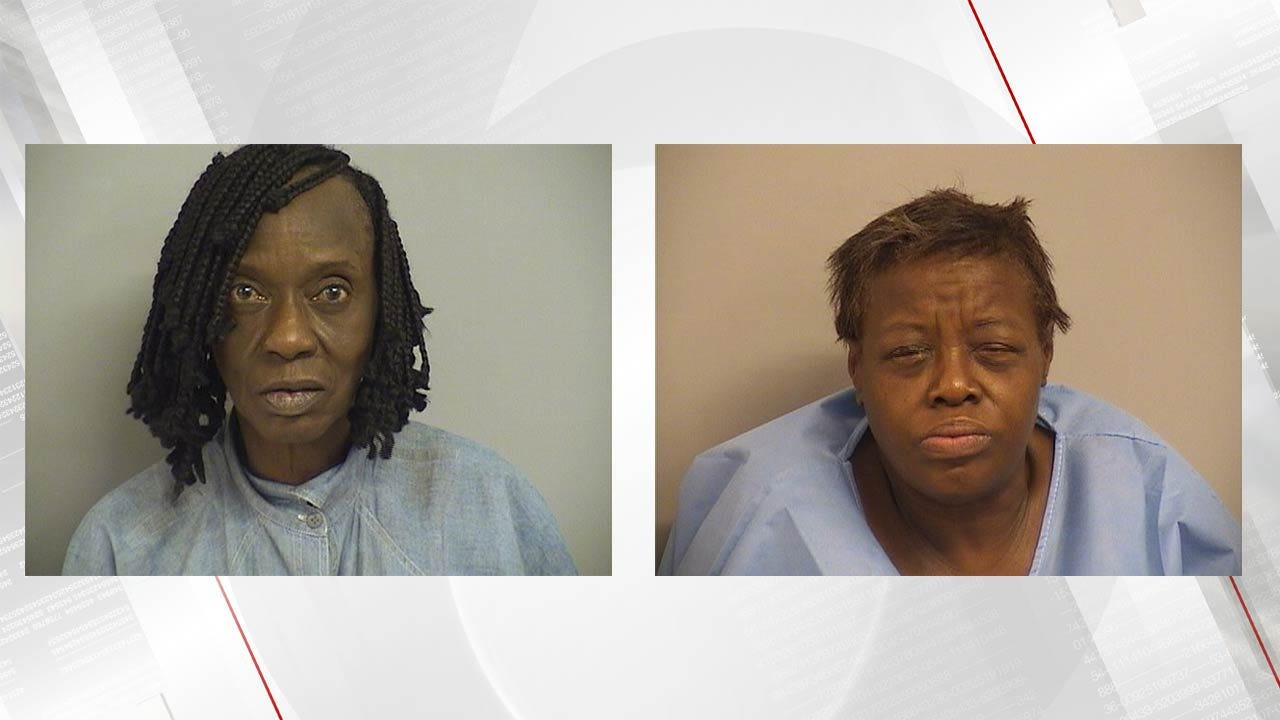 Two Owasso Women Arrested For Robbery