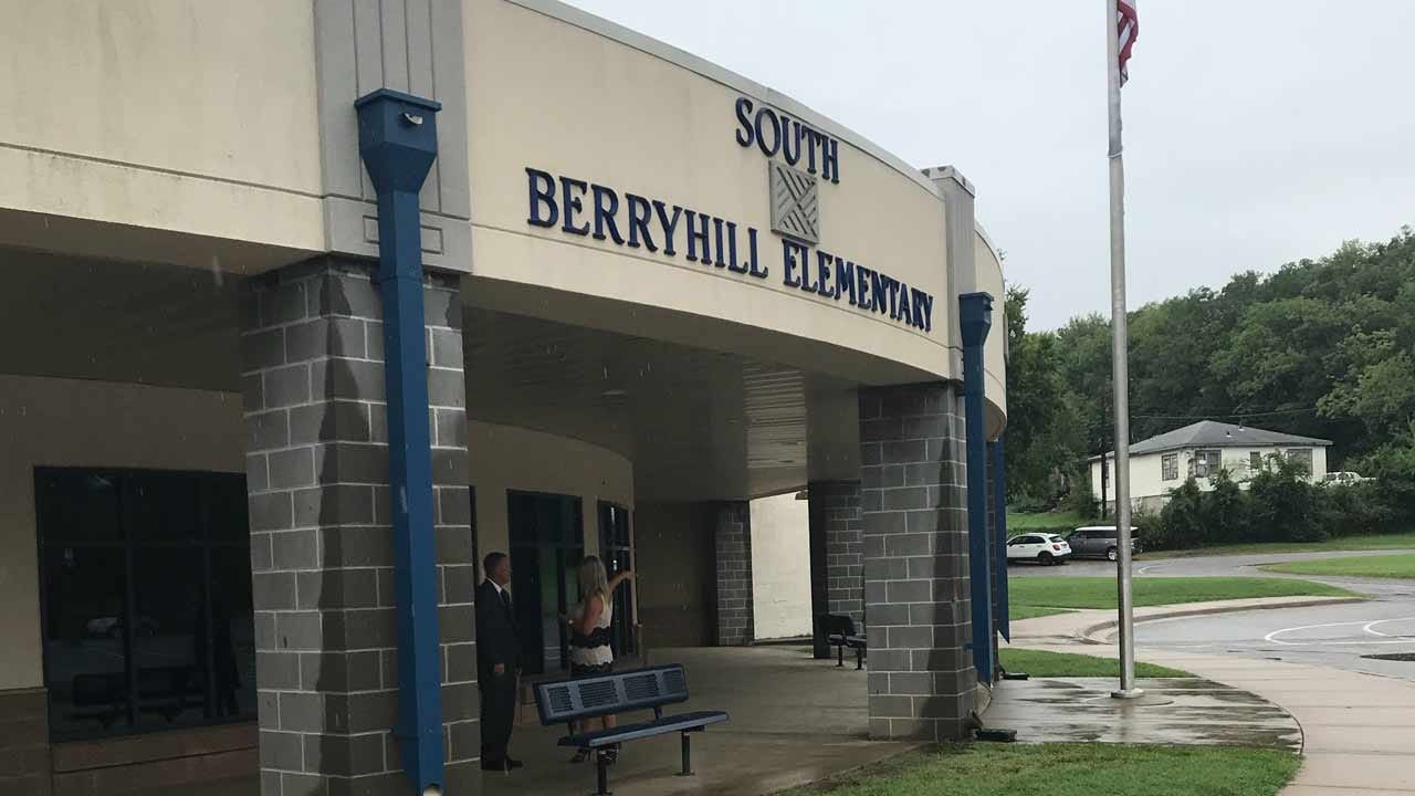 All Clear: Berryhill Students Return To Class With No Gas Leak Found