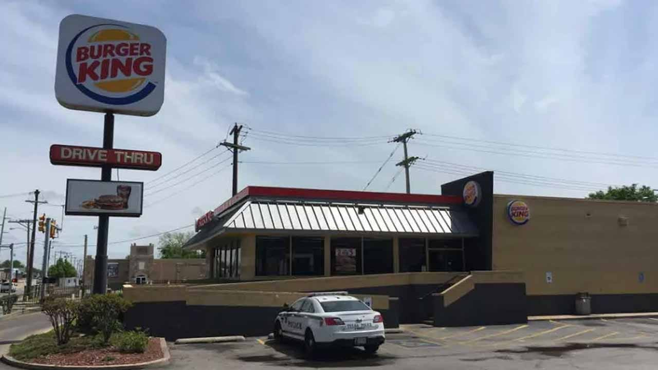 Tulsa Man Sentenced To 30 Years In Burger King Armed Robbery