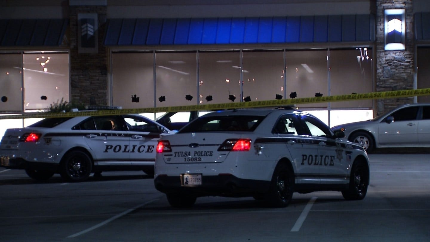 Tulsa Police Looking For Suspects In Double Homicide