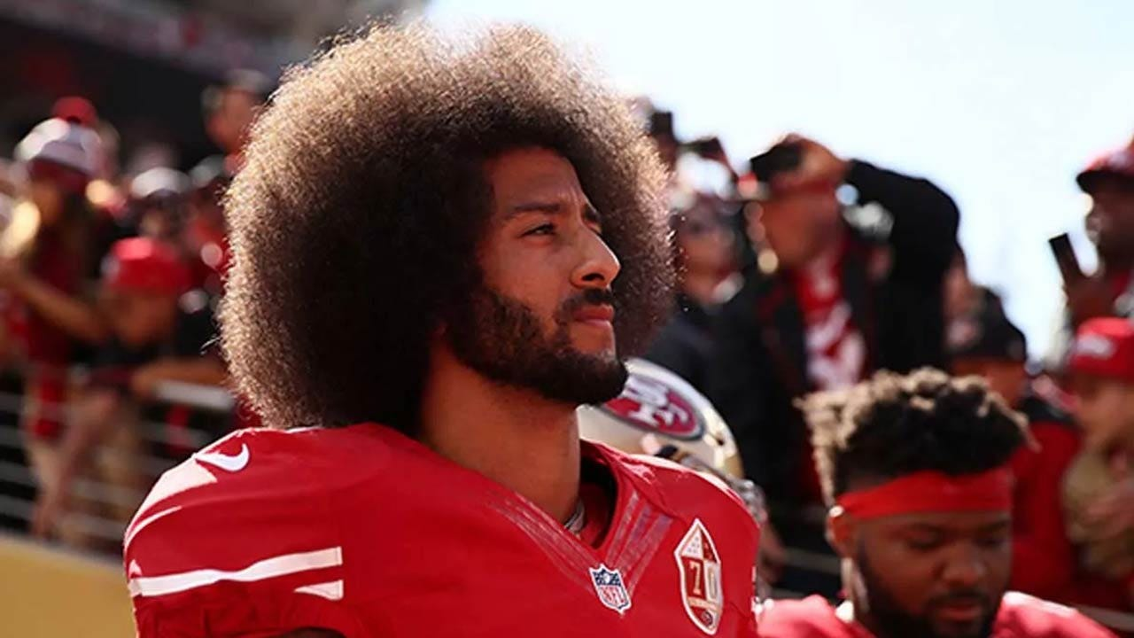 Nike's Colin Kaepernick 'Just Do It' Ad Airs During NFL Game