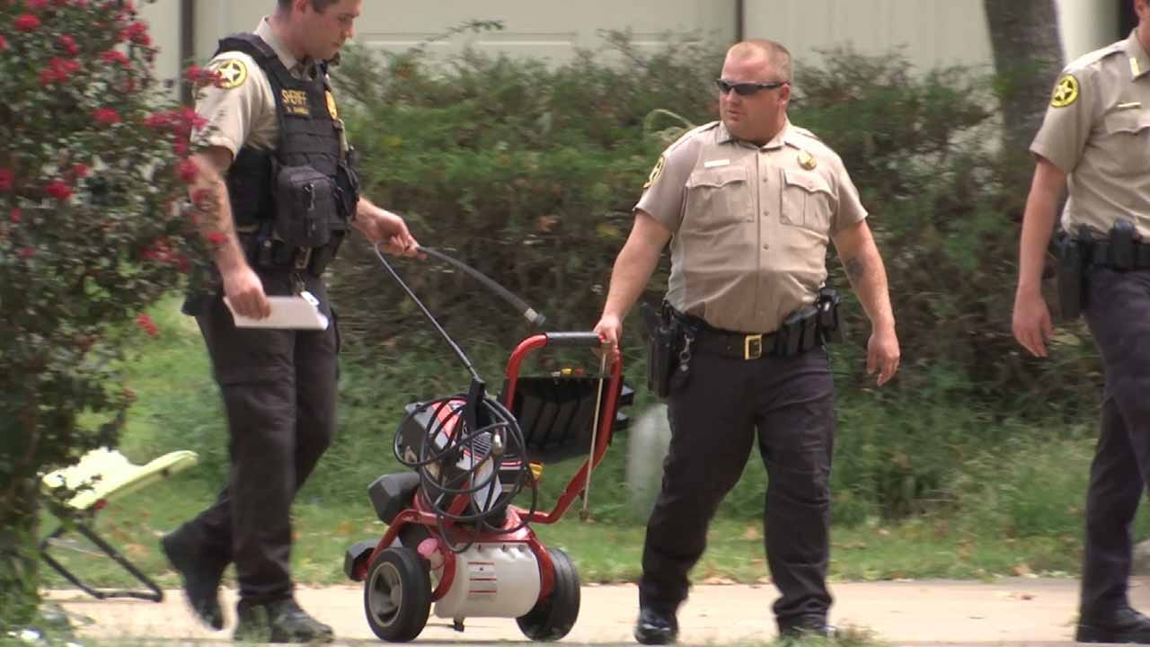 Power Washer Theft Leads Wagoner County Deputies To Burglary Bust