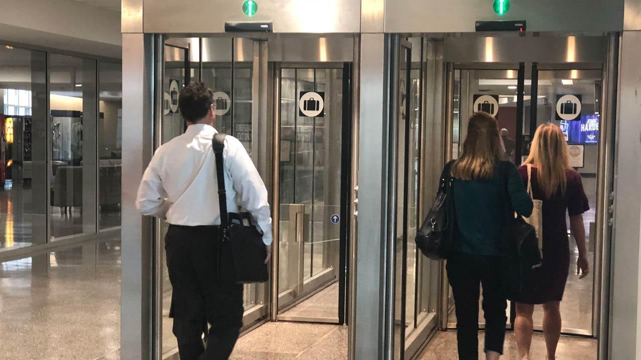 Tulsa International Airport Upgrades Its Security Exit Doors
