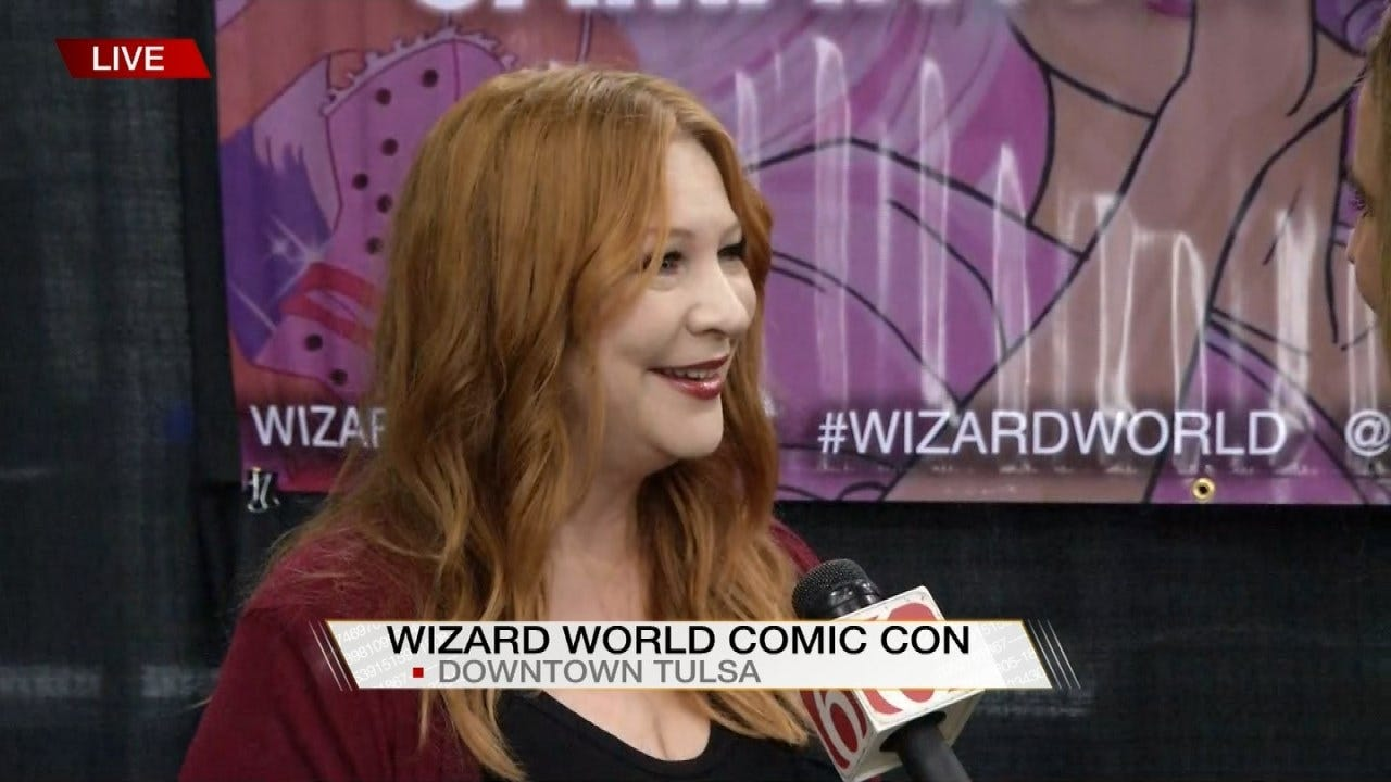 Wizard World's Comic Con Arrives In Tulsa