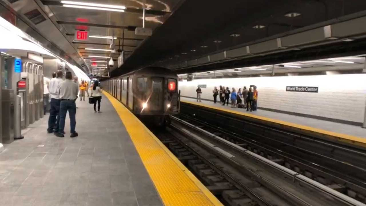 NYC Subway Station At 9/11 Attack Site Reopens After Nearly 2 Decades