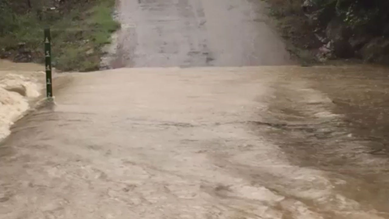 Woman And Toddler Drown In North Texas Flash Flood
