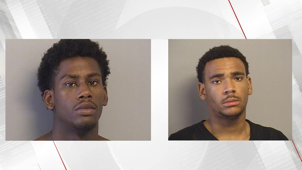 Tulsa Police Arrest Three For String Of Thefts