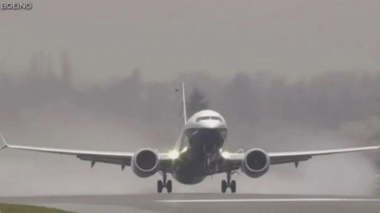 Boeing 737 Max Production Halted Until Deemed Safe To Fly