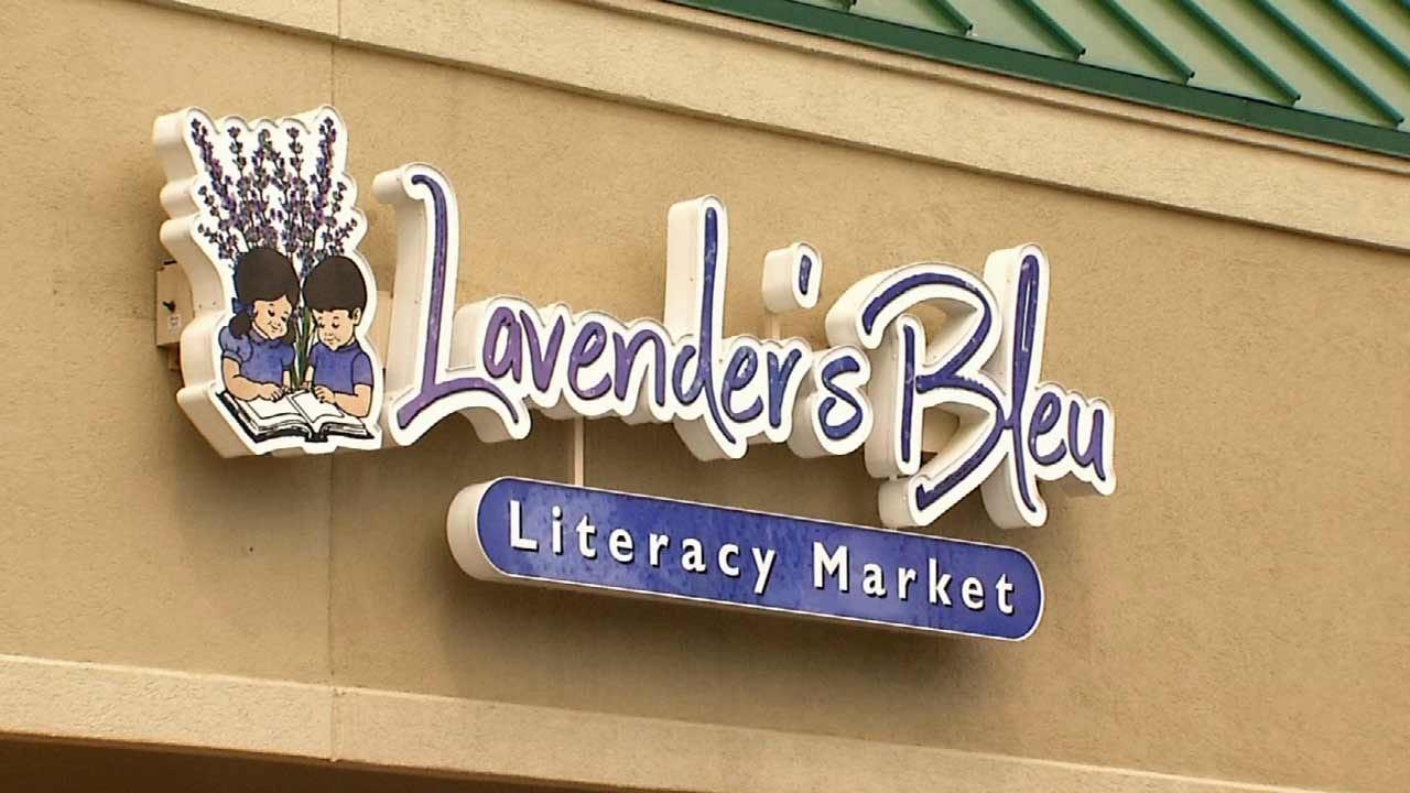 Educator Opens Lavender's Bleu Children's Book Store In Tulsa