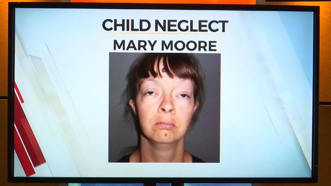 Grove Woman Gets Suspended Sentence In Child Neglect Case