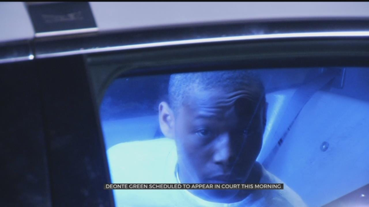 Deonte Green Changes Mind About Withdrawing Guilty Plea