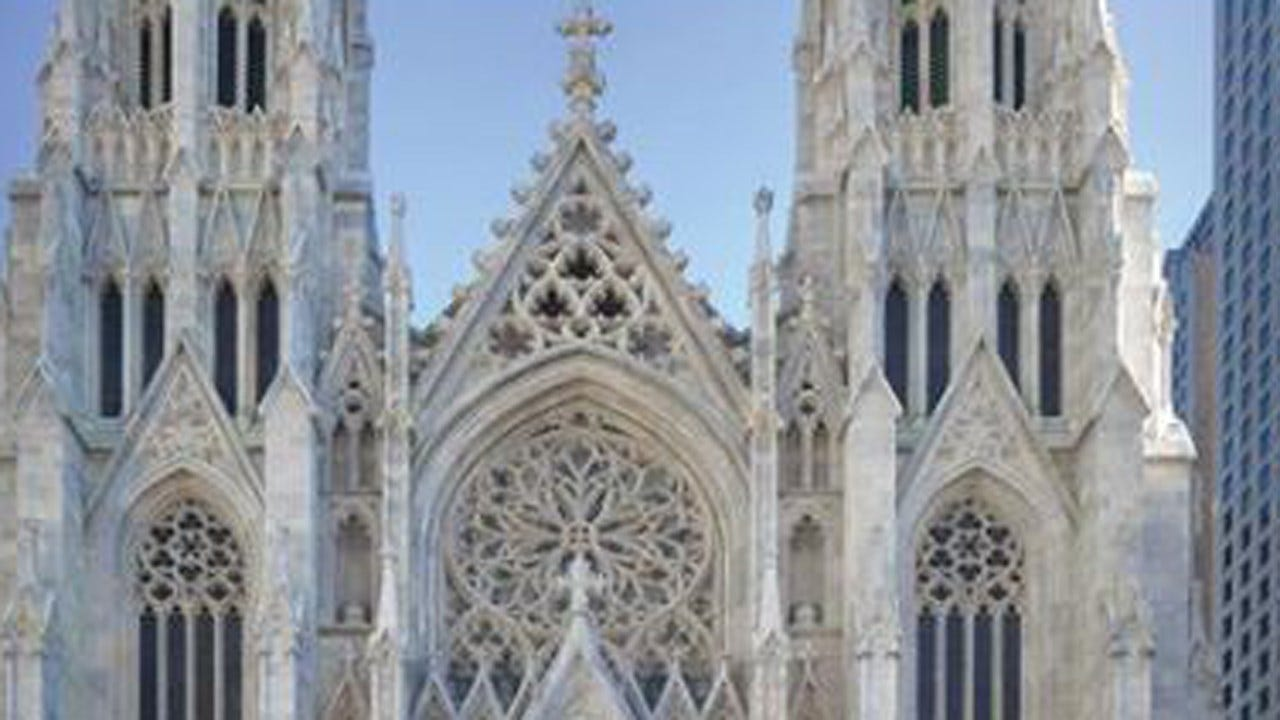 Man Arrested With Gas Cans, Lighter Fluid Outside St. Patrick's Cathedral