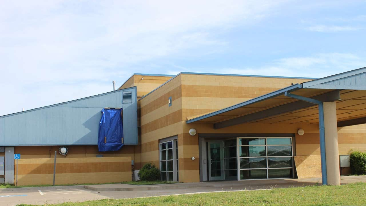Storm Damage Shuts Down Pawnee Nation Distribution Facility