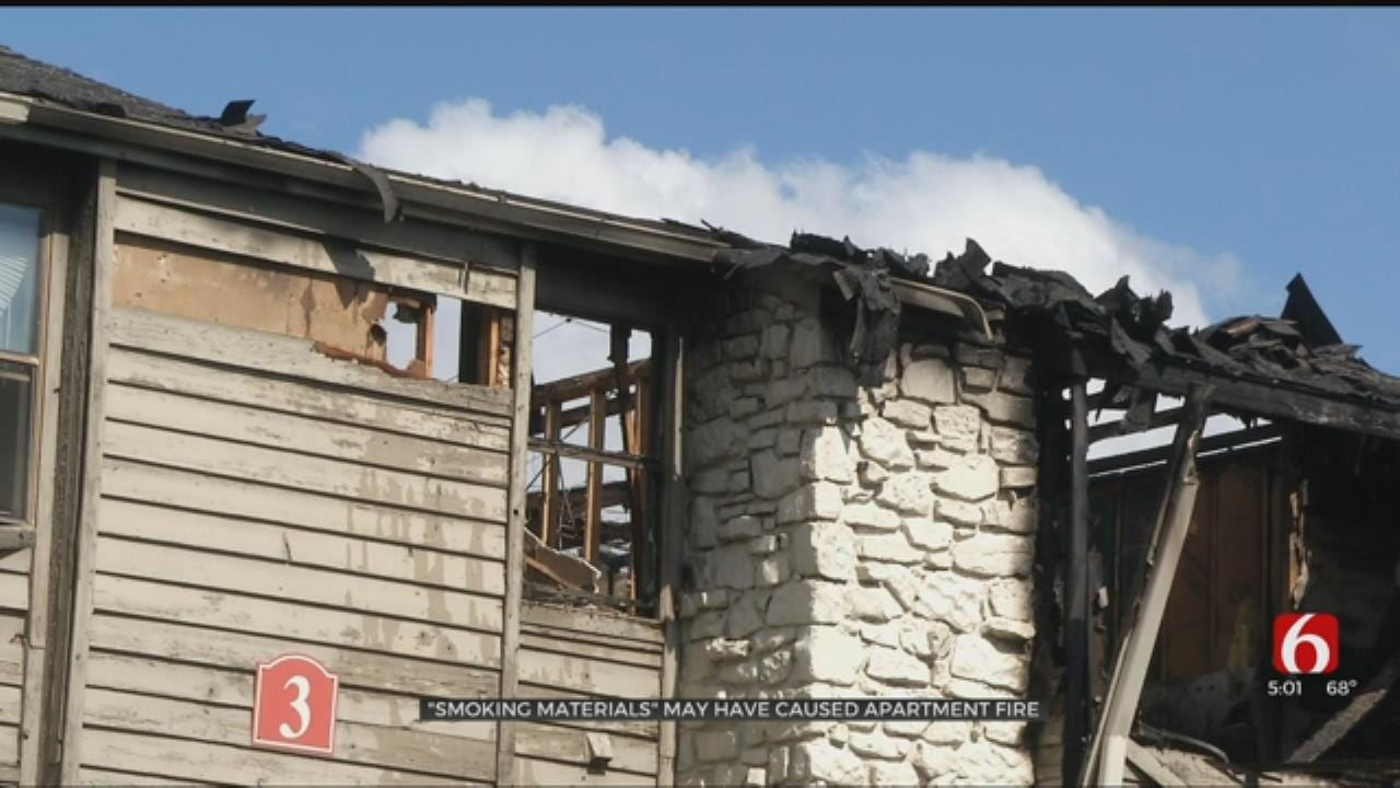 Community Rallies To Help Victims Of Tulsa Apartment Fire